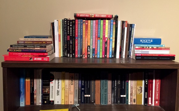 Moar Shelfies 1